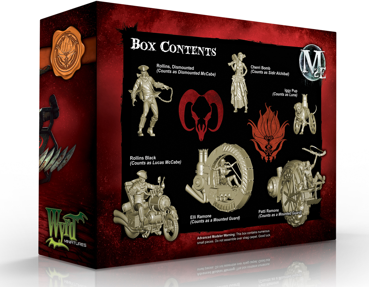 Wild Ones Box Back