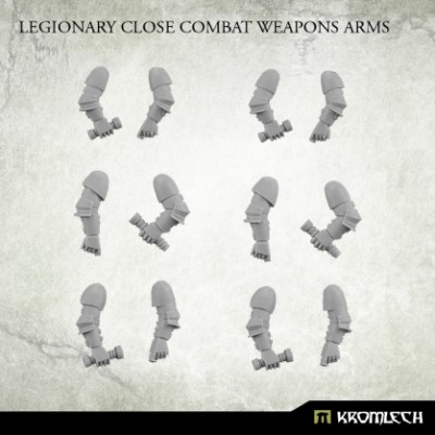 legionary-close-combat-weapons-arms