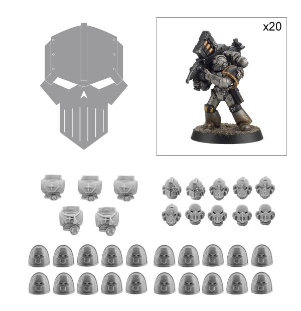 New Legion Tactical Squads Available To Order From Forge