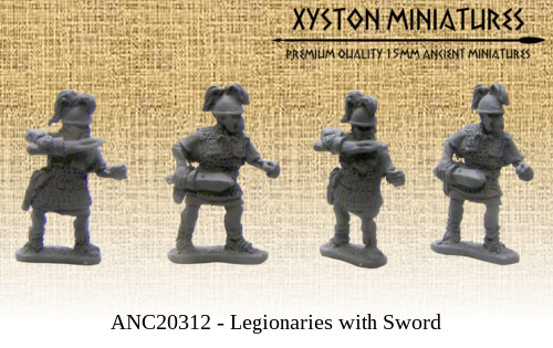 ANC20312 – Legionaries with Sword