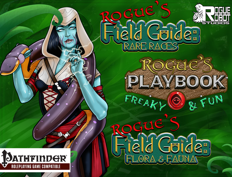 Rogues Field Guide