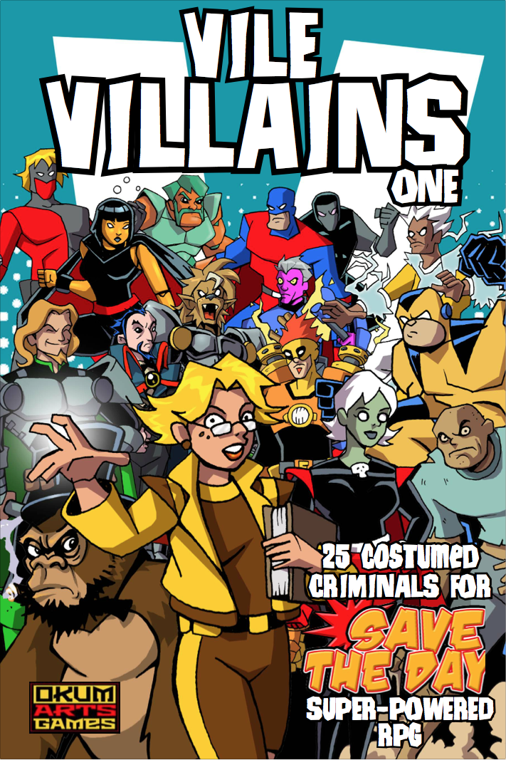 The Villains 1