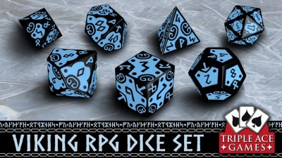 Viking Dice