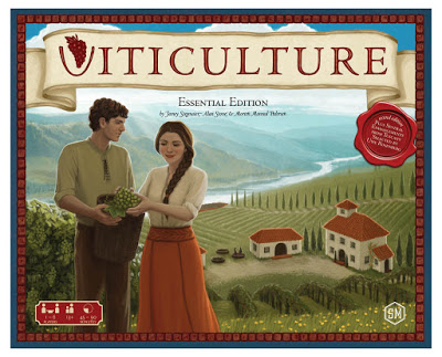 Viticulture board game review