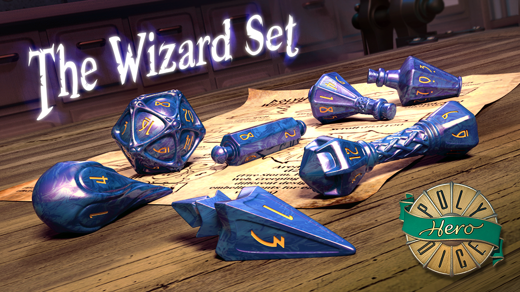 Wizard Set