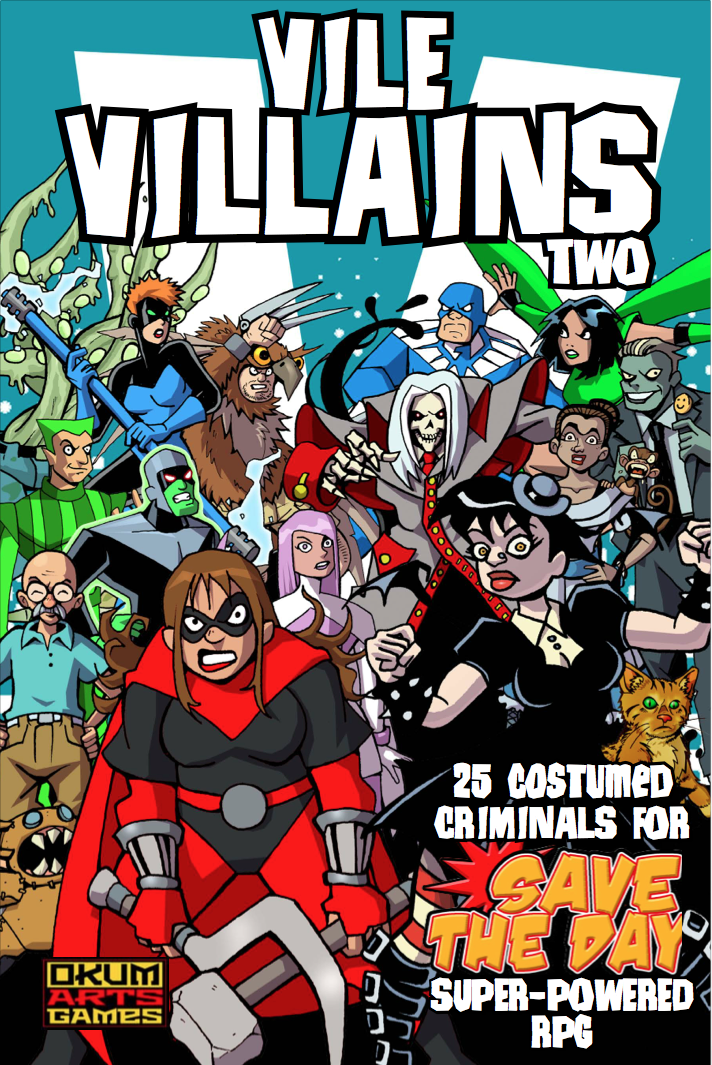 the Villains 2
