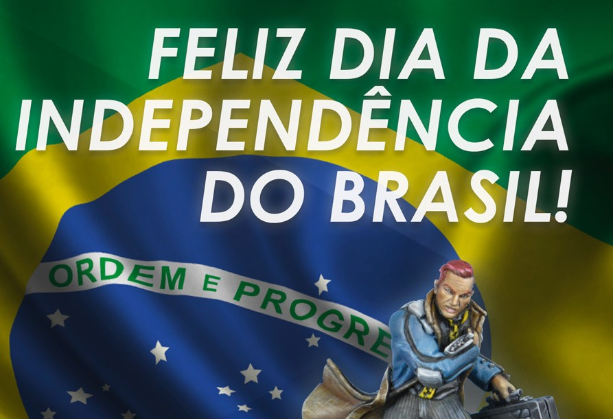 Brazil Independence