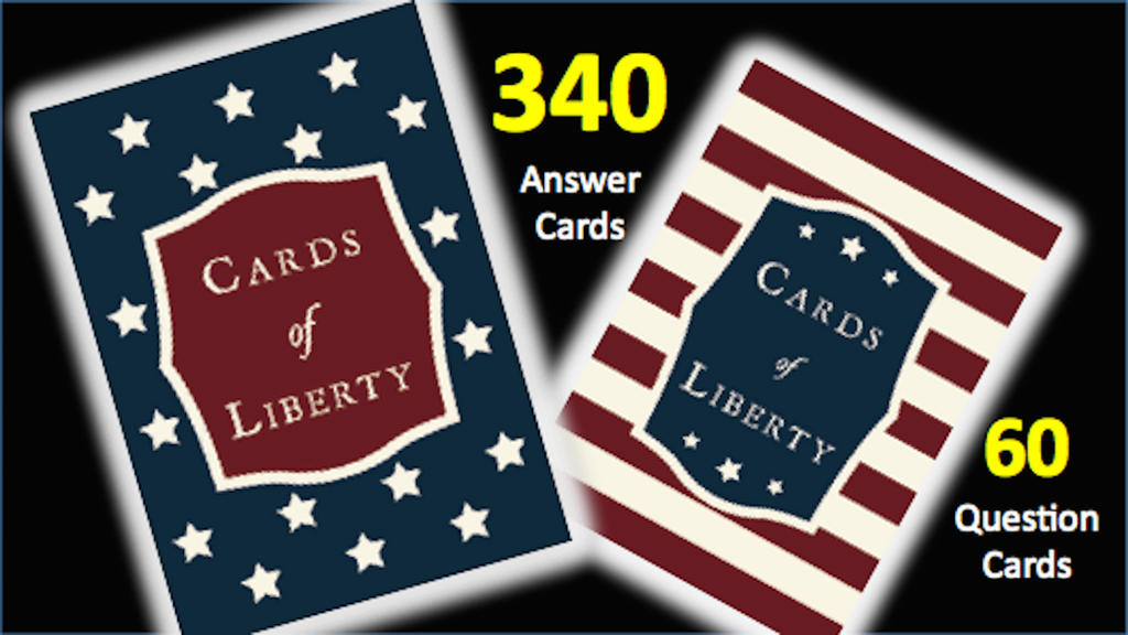 Cards of Liberty