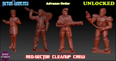 Red Sector Cleanup Crew