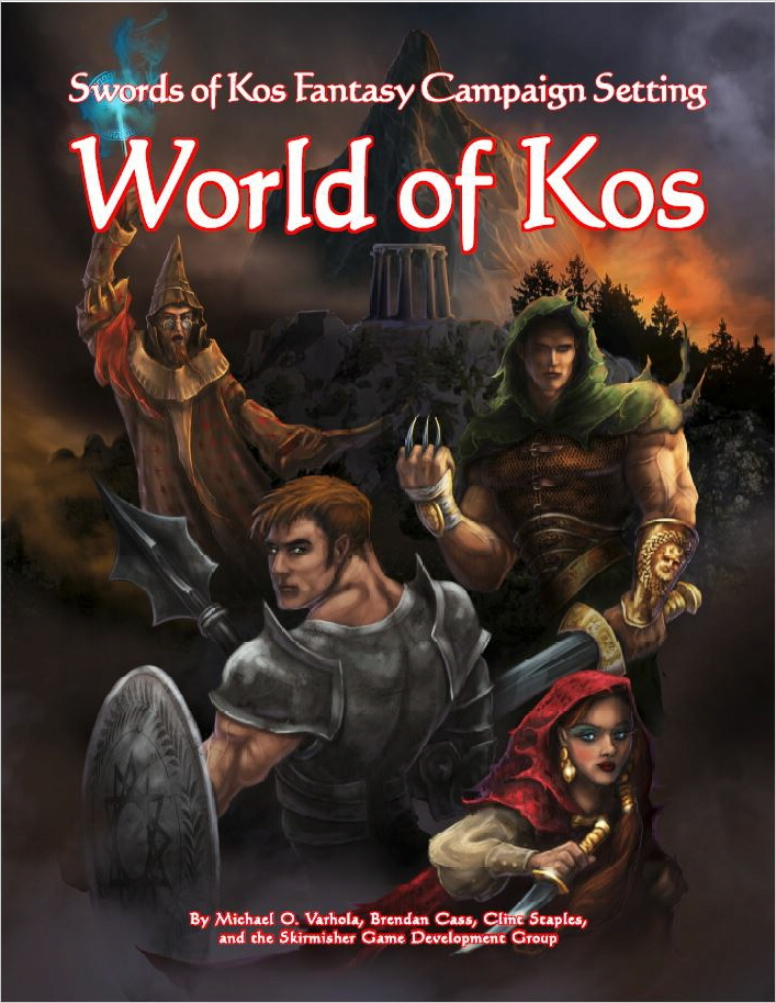 Worlds of Kos