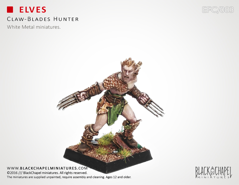 claw-blades-hunter