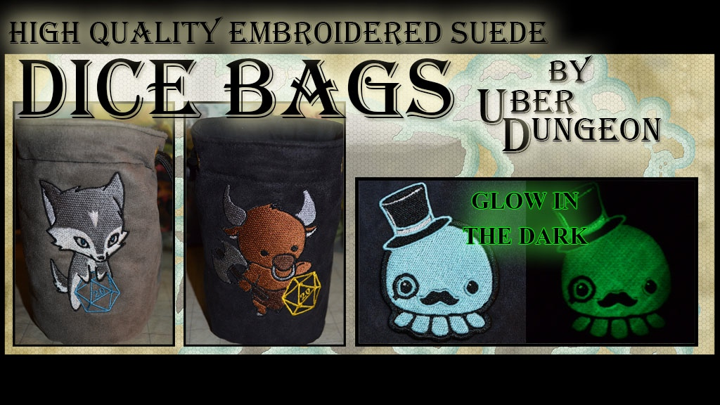 suede-dice-bags