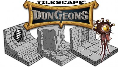tilescape-dungeons