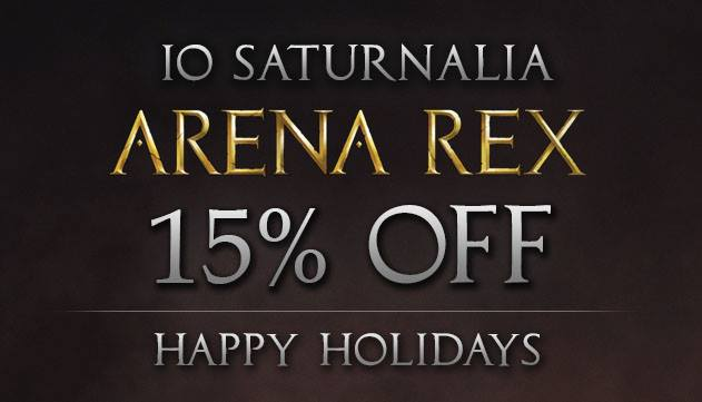 arena-rex-holiday-sale