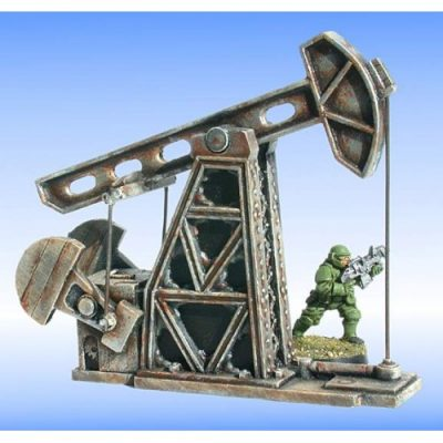 armorcast-oil-well