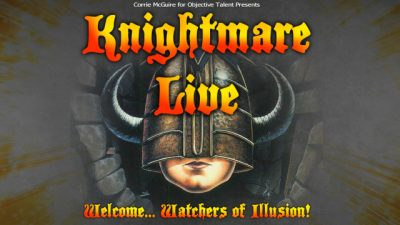 knightmare-live-review
