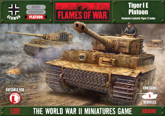 Flames of War - Tabletop Gaming News – TGN