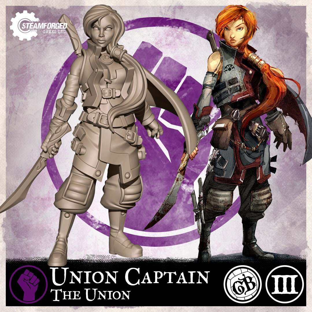 union-captain