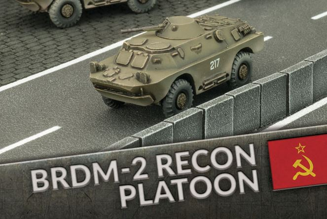 Recon Platoon Feature