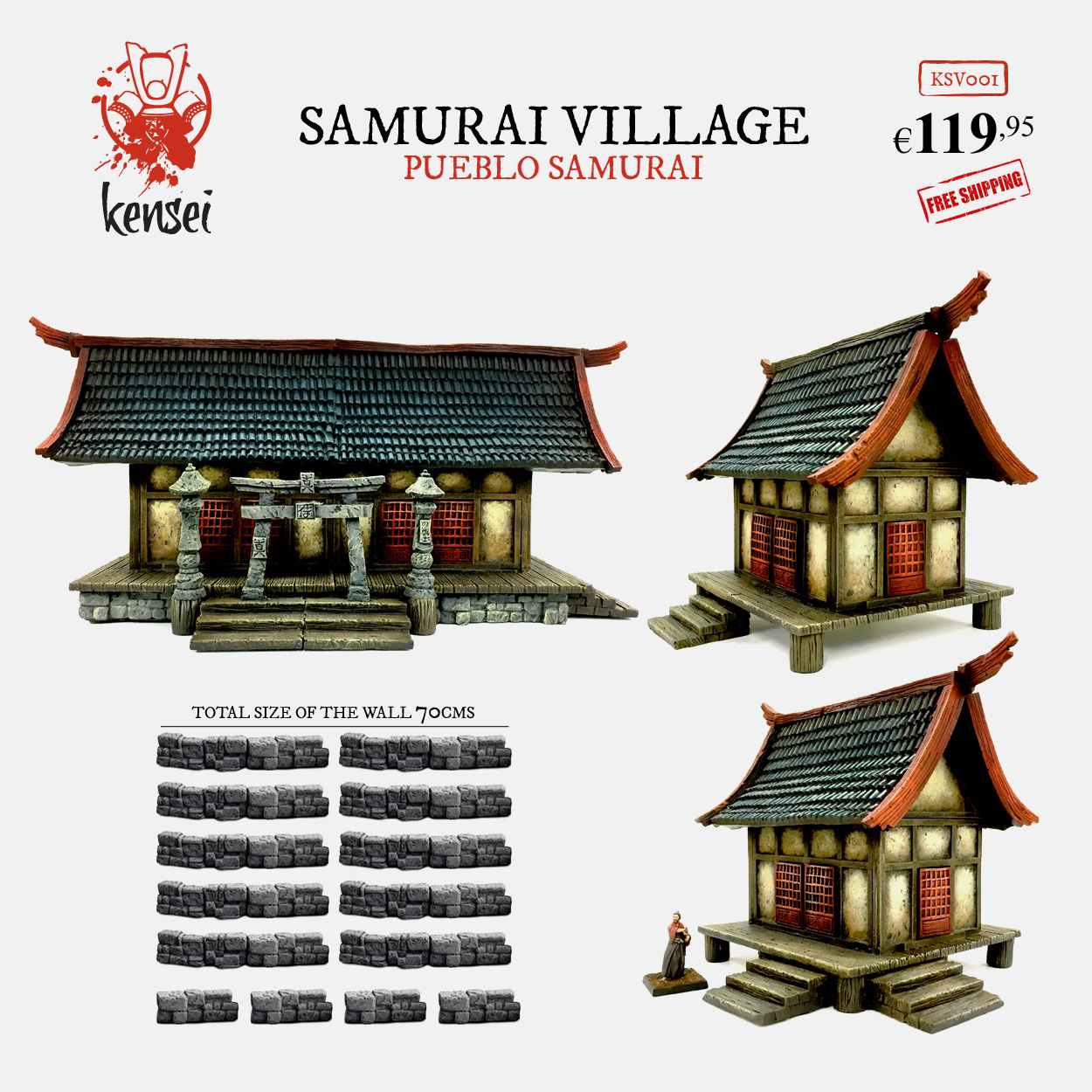 samurai-village