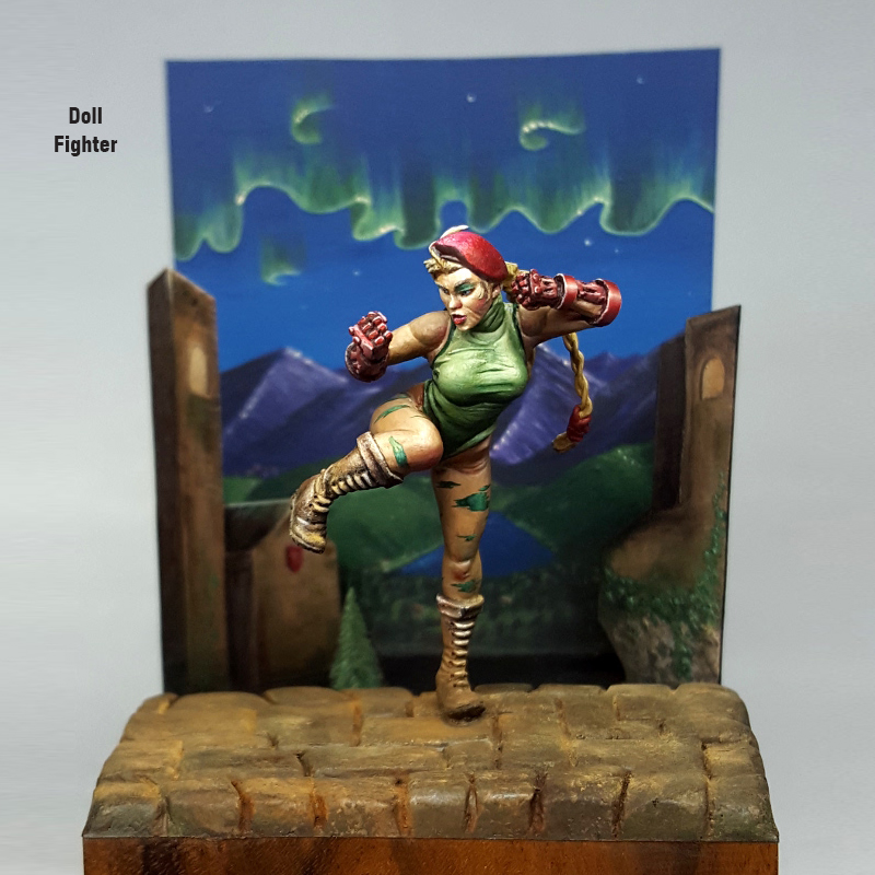 Doll Fighter (40mm)