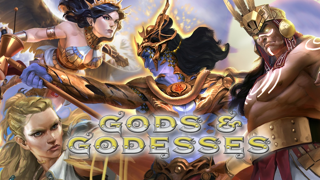 Gods and Goddesses 5th Edition Supplement Up On Kickstarter ...