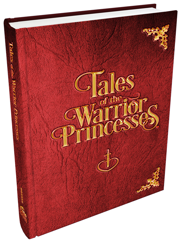 Tales of the Warrior Princess Cover