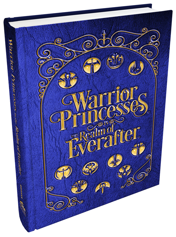 Warrior Princess Cover