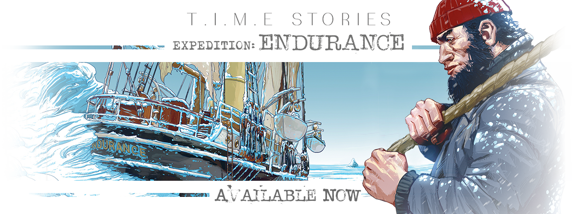 Image result for time stories endurance