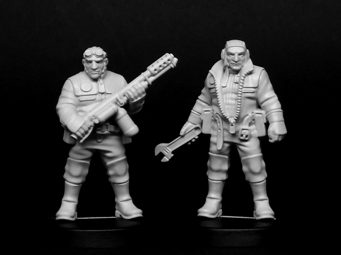 Able Spacemen
