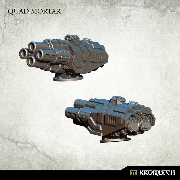 QUAD MORTAR 1