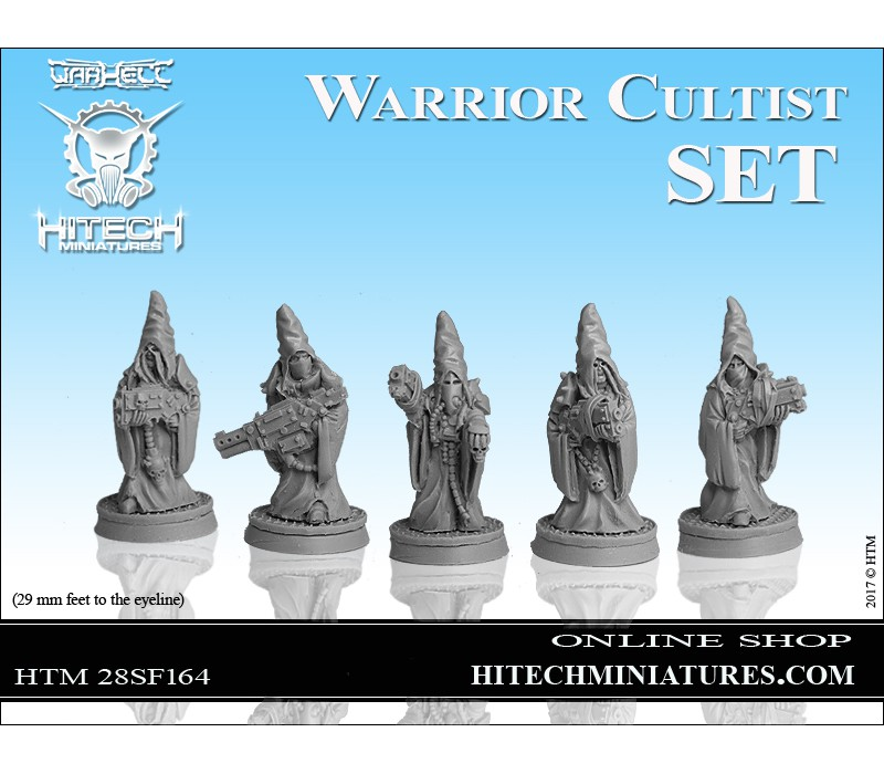 28mm-warrior-cultists-set