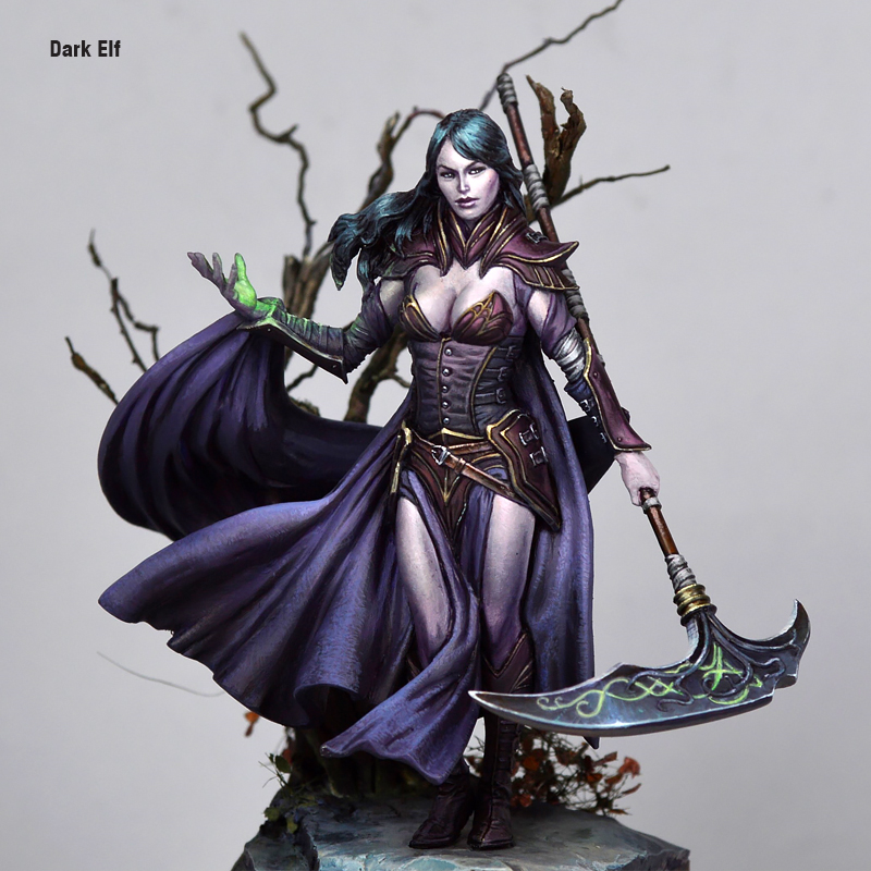 Dark Elf (75mm)