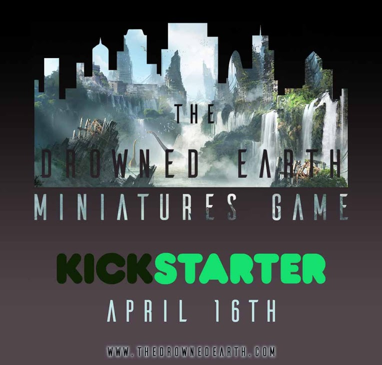 Kickstarter just around the corner