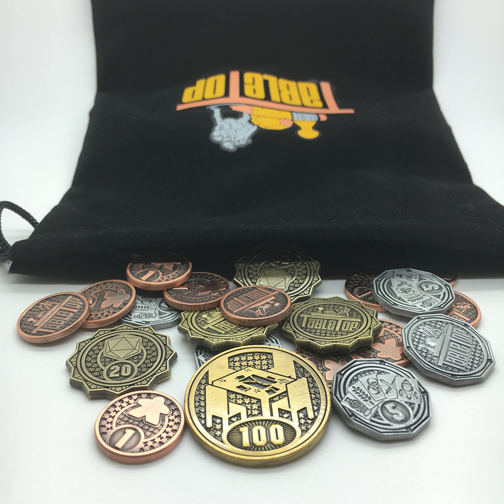 TableTop-coins