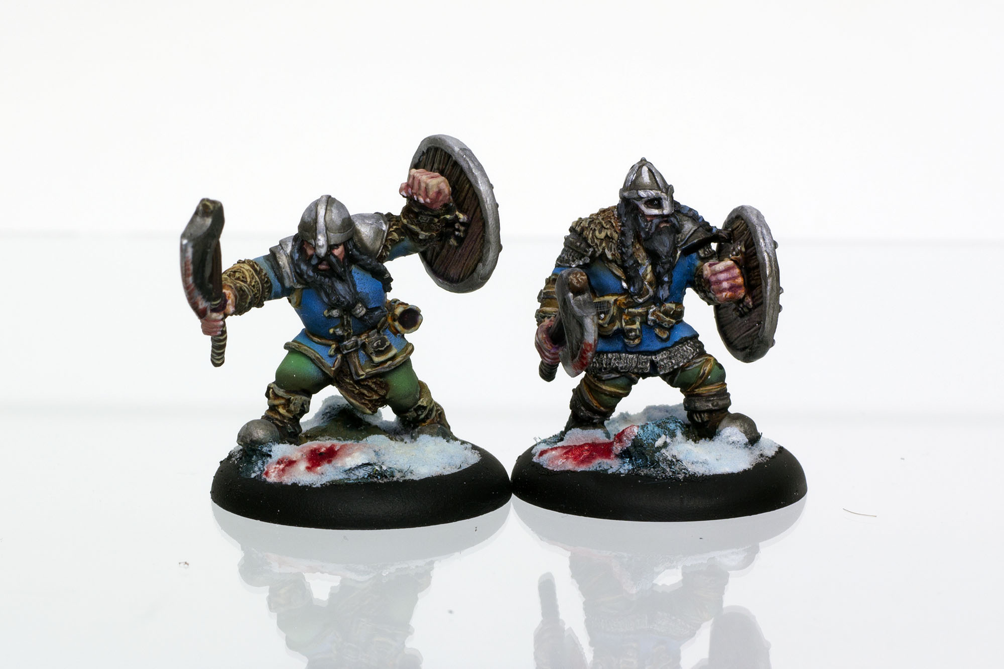 Fjell Warrior Dwarves