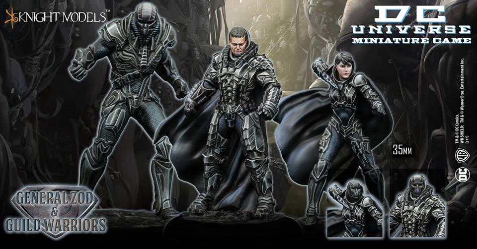 General Zod and Guild Warriors