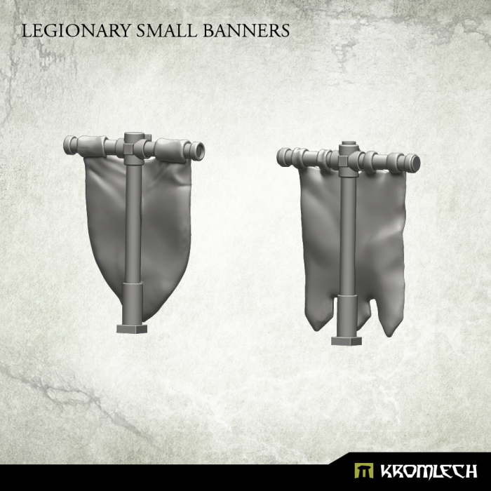 KRCB174 Legionary Small Banners 3d2