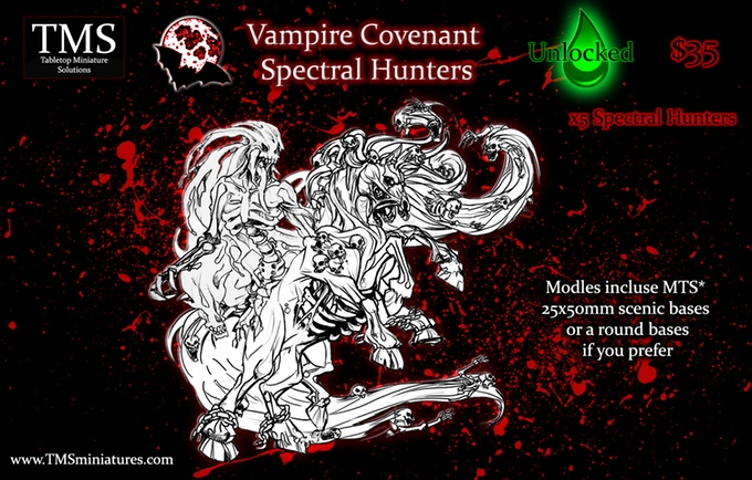 VC Spectral Hunters