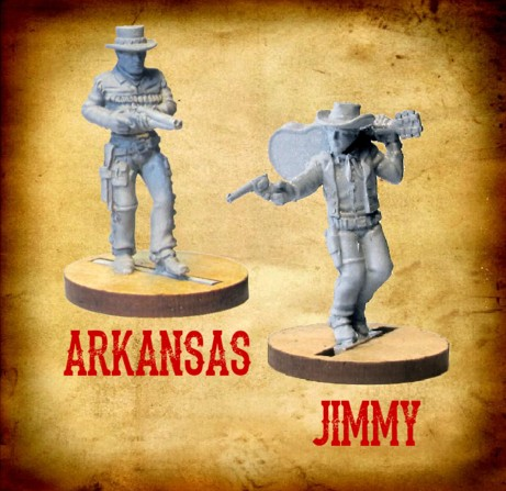 Arkansas and Jimmy