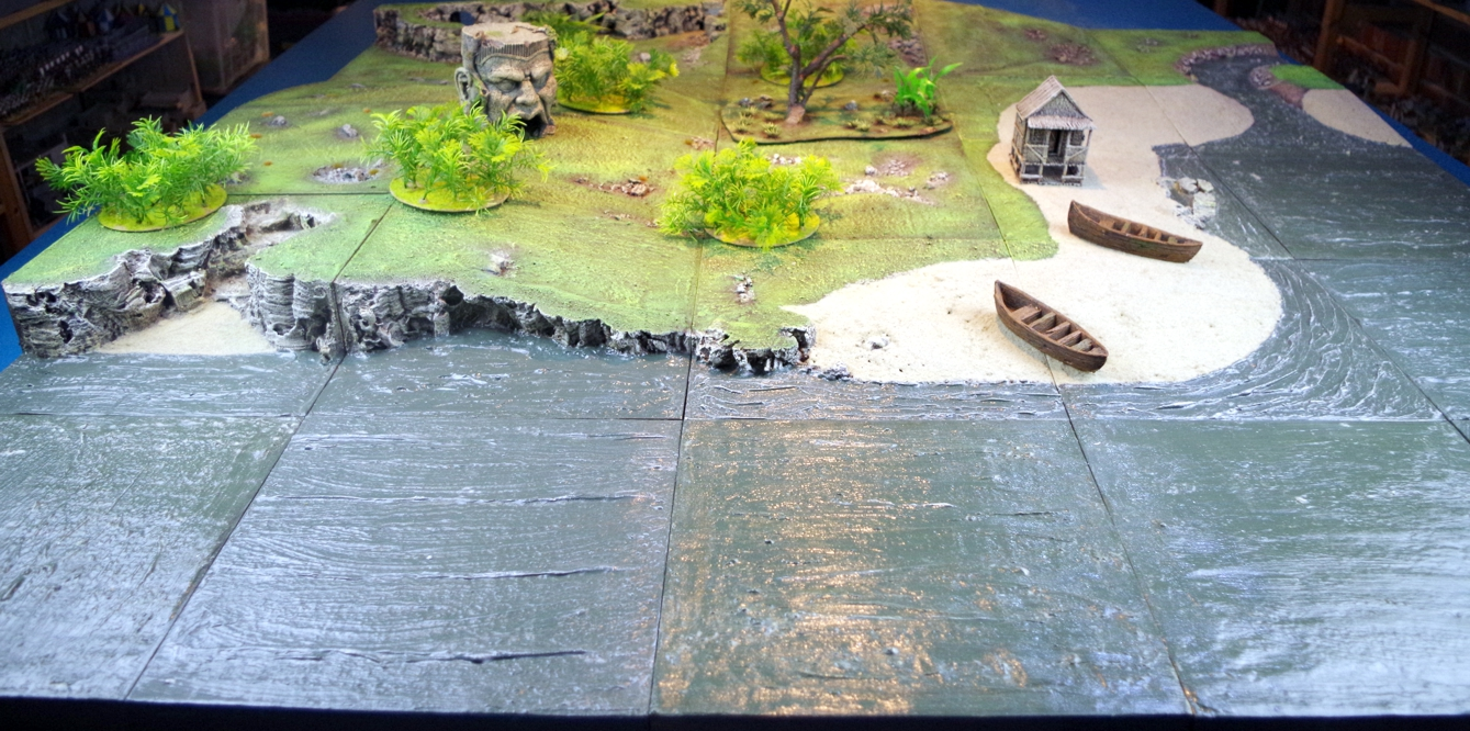 Frostgrave Ghost Archipelago 6