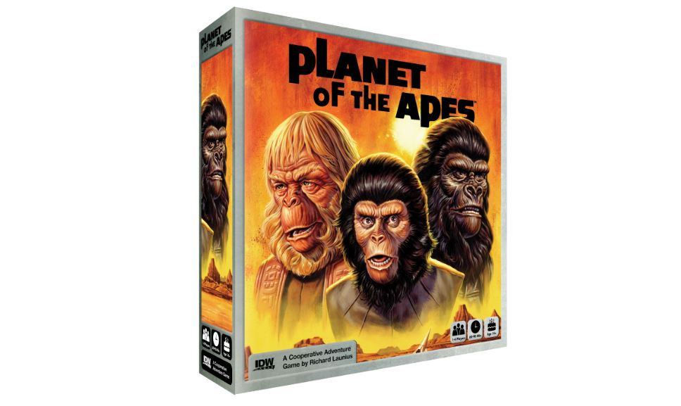 planet of the apes you maniacs with Idw Games Announces Pla  Of The Apes Board Games on Pla  apes simpsons as well Janel Moloney as well 50 Best Final Lines In Movies together with Superman End Of The World 267753562 in addition Exclusive Artwork The Vehicles Of Mad Max 749271.