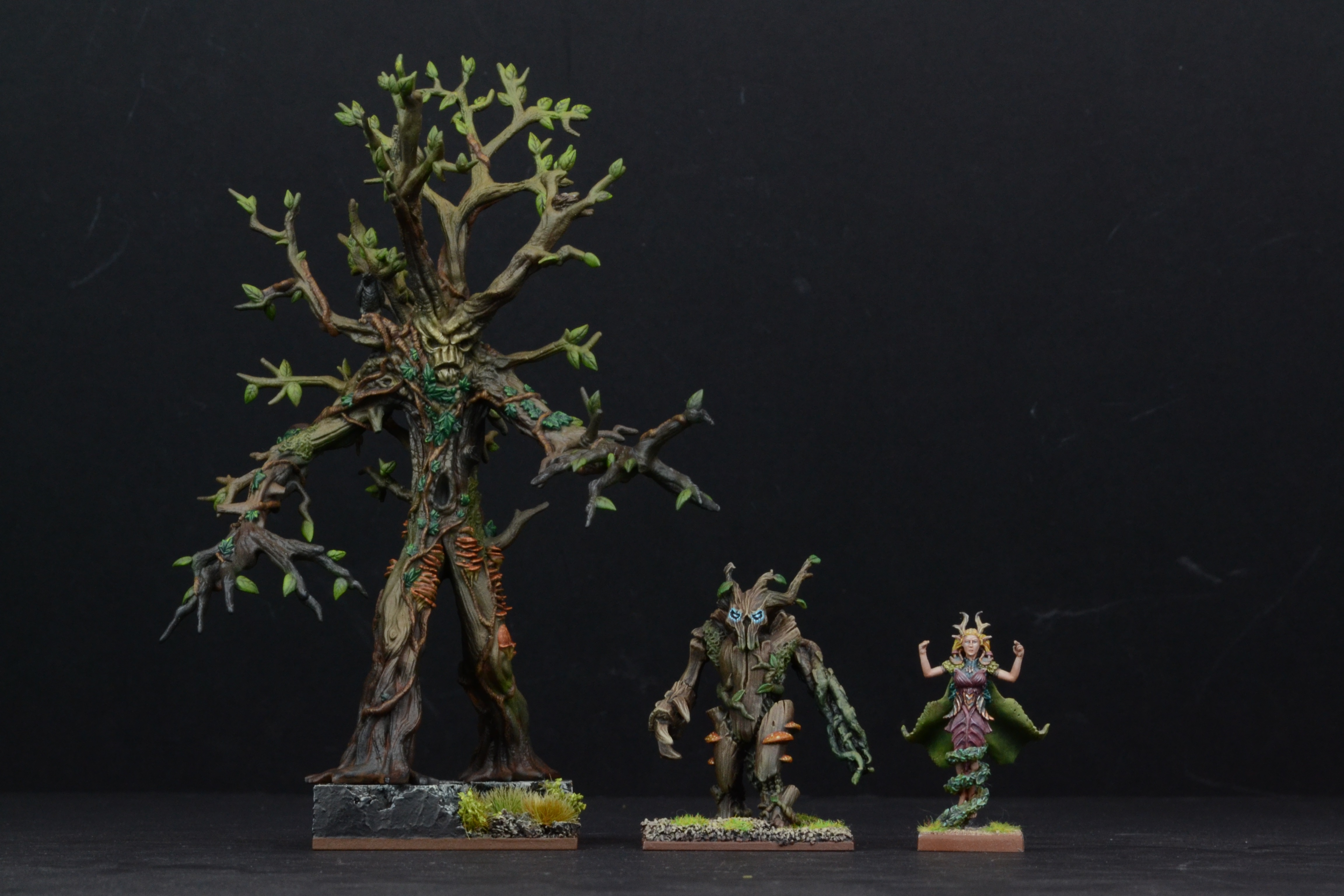 Tree Herder size comparison