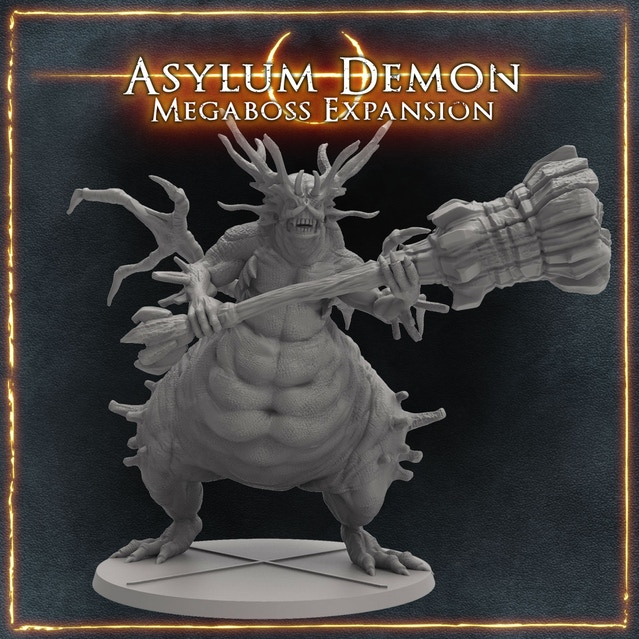 Image result for asylum demon expansion png
