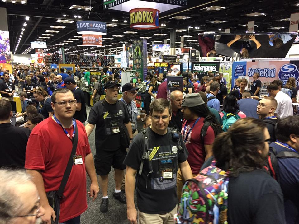 Galleries From Day 1 At Gen Con 2017