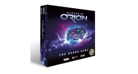 Cryptozoic and Hobby World Release Master of Orion Board Game