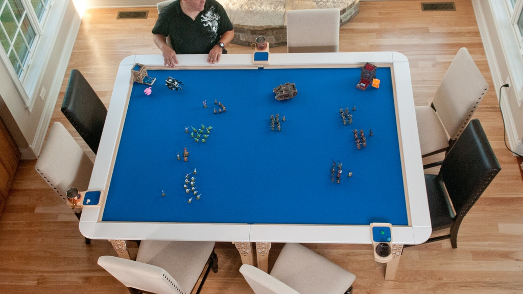 Table Of Ultimate Gaming Up On Kickstarter Tabletop