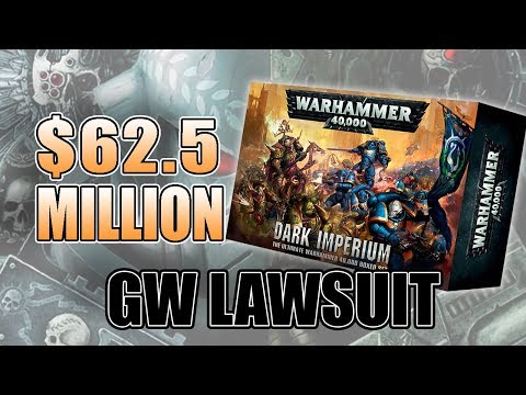 Games Workshop Being Sued for $62 5 Million - Tabletop Gaming News – TGN