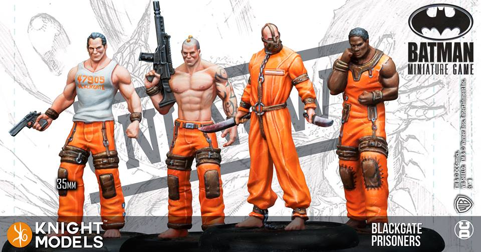 Blackgate Prisoners