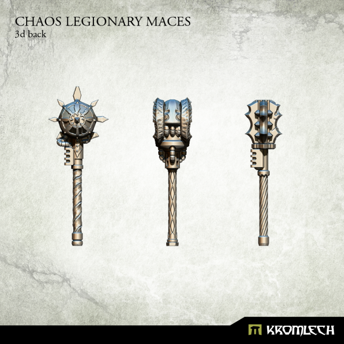 KRCB186 chaos maces 3d2